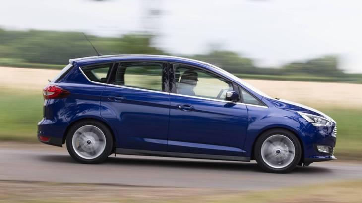 Ford назвал сроки завершения производства минивэна C-Max 1