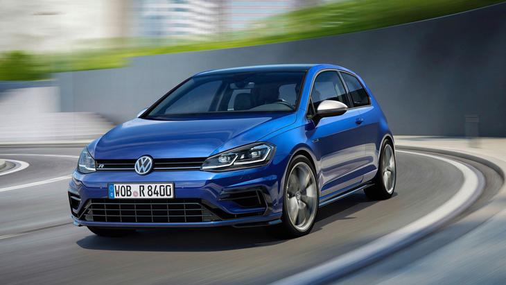Volkswagen продает по одному Golf каждую 41 секунду 45 лет подряд 1