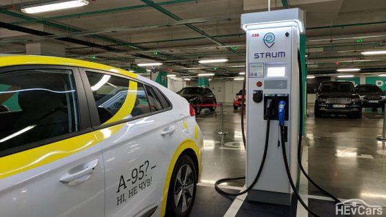 Эксперты подсчитали, сколько в Украине зарядок для электромобилей 1