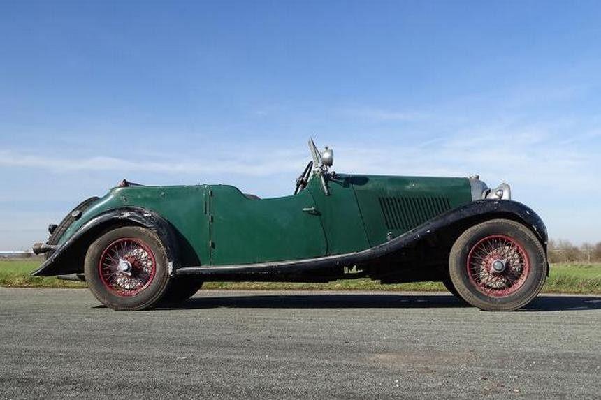 Личное авто ветерана Второй мировой продали за $600 000 1