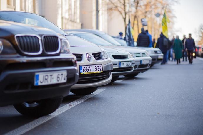 Полиция посчитала, сколько «евроблях» получат штрафы уже в мае 1
