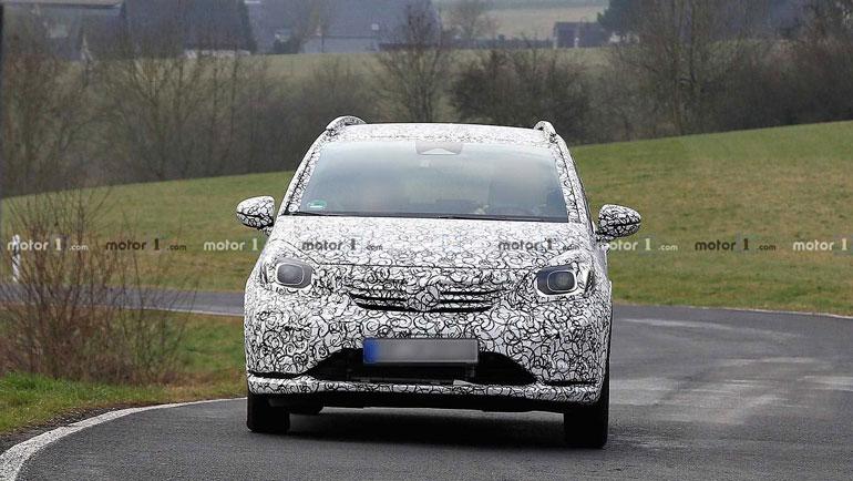 Новый Honda Fit Spied получит революционные изменения дизайна 1