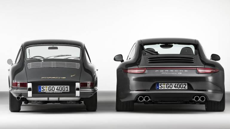 Porsche 911 сохранит бензиновый двигатель даже в 2030 году 1