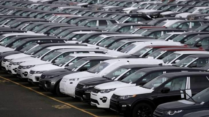 Мировой автомобильный рынок просел на 6% в феврале 1
