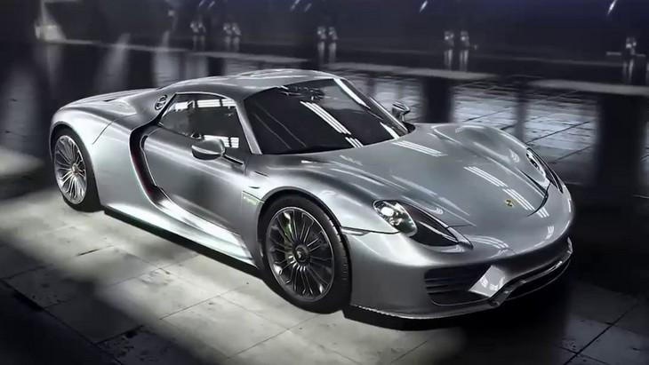 Porsche готовит электрического преемника для модели 918 1