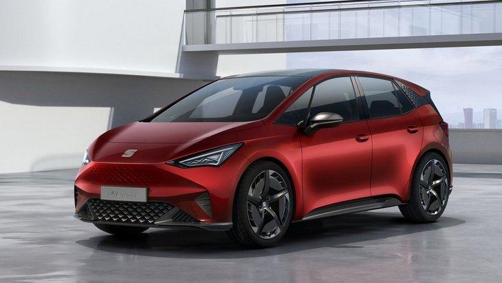 Seat выпустит шесть гибридных и электрических моделей к 2021 году 1
