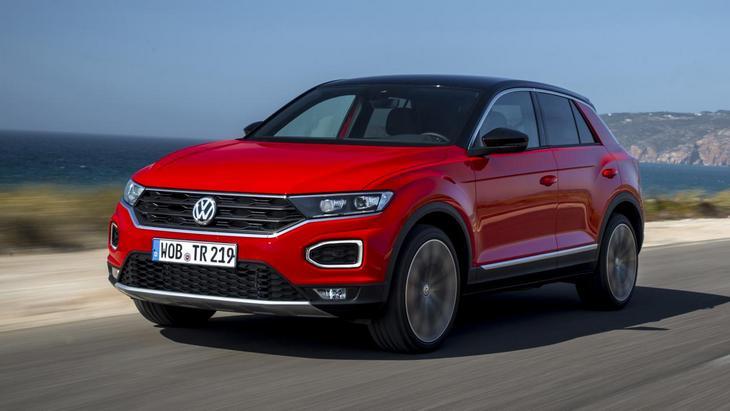 Названы самые популярные автомобили Европы в феврале 1