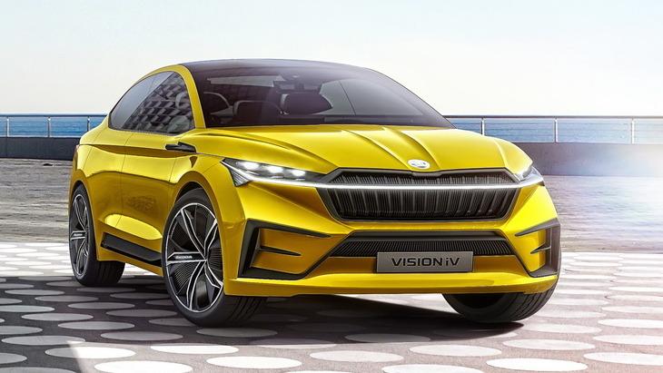 Skoda расширит свой модельный ряд бюджетными электромобилями 1