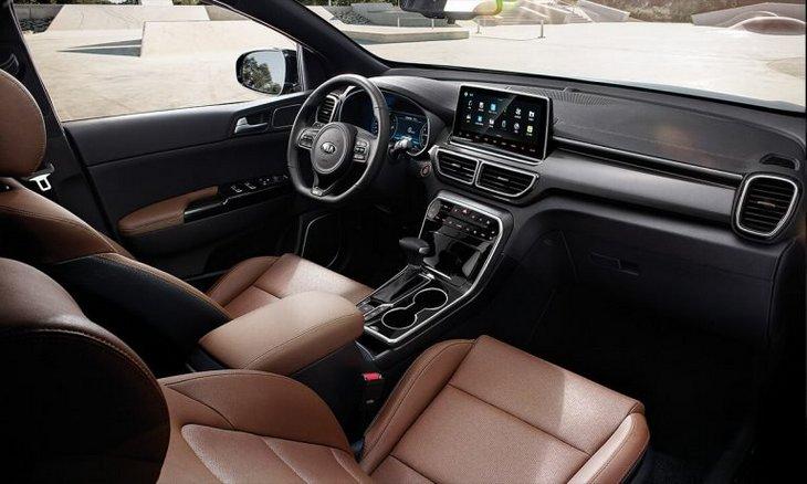 Kia переработала внешность Sportage для китайского рынка 3