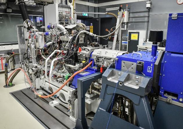 Audi снял 610 л. с. с нового двухлитрового мотора 1