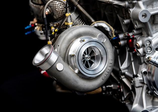 Audi снял 610 л. с. с нового двухлитрового мотора 3