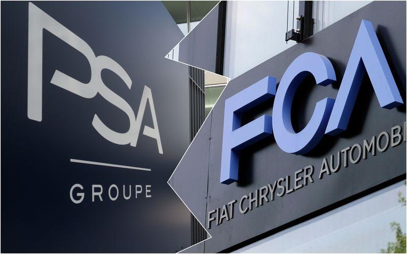 Fiat Chrysler не хочет сливаться с Peugeot 1