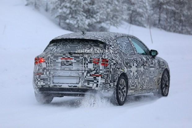 SEAT Leon 2020 поймали на тестах 4