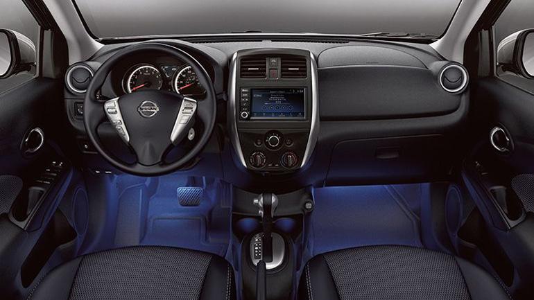 Седан Nissan Versa сменит поколение в этом году 2