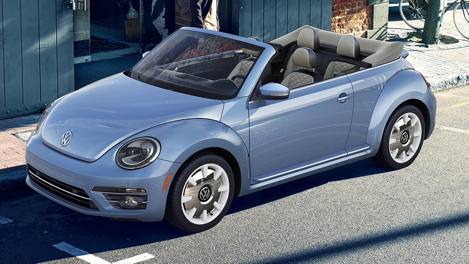 Volkswagen заявил, что с «Жуками» покончено навсегда 2