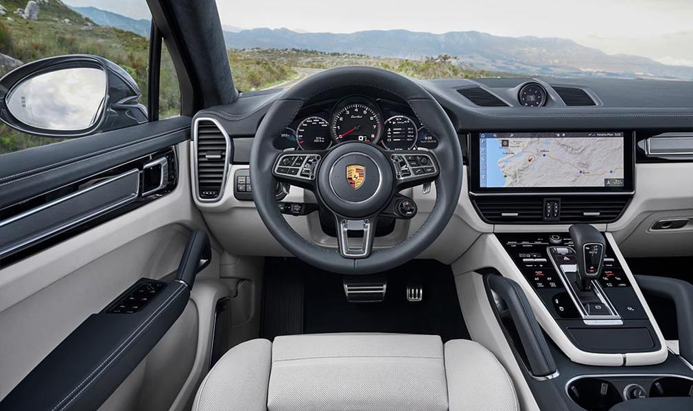 Porsche представил новый внедорожник Cayenne Coupe 2