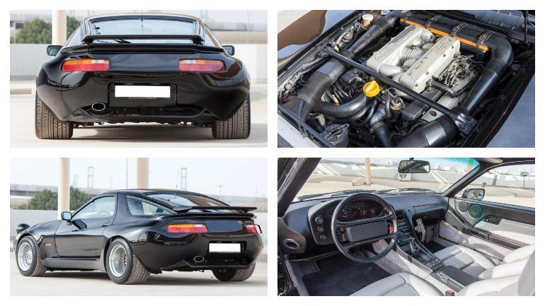 Porsche 928 от Koenig продадут на аукционе 1