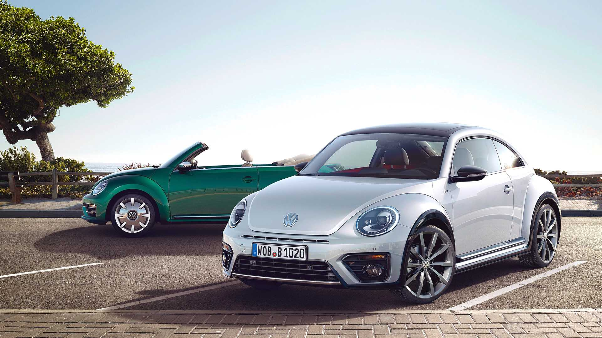 Volkswagen заявил, что с «Жуками» покончено навсегда 1