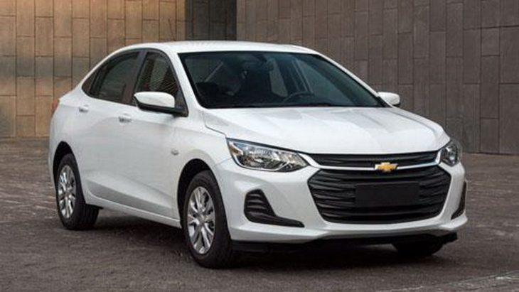Chevrolet построил новый седан специально для Китая 1