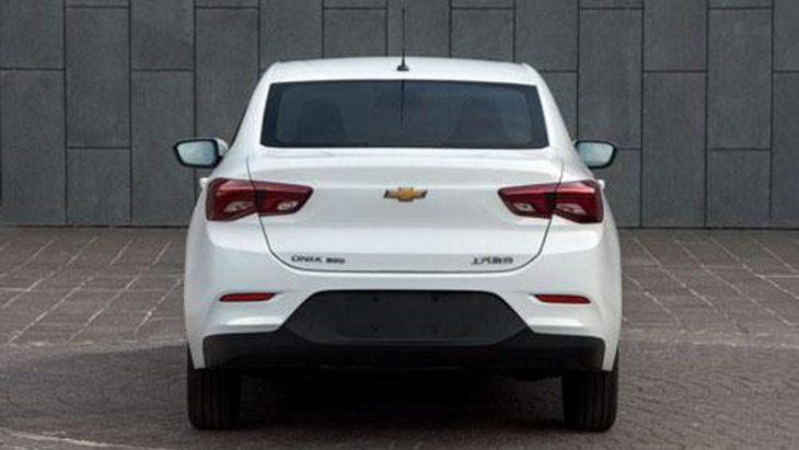 Chevrolet построил новый седан специально для Китая 2