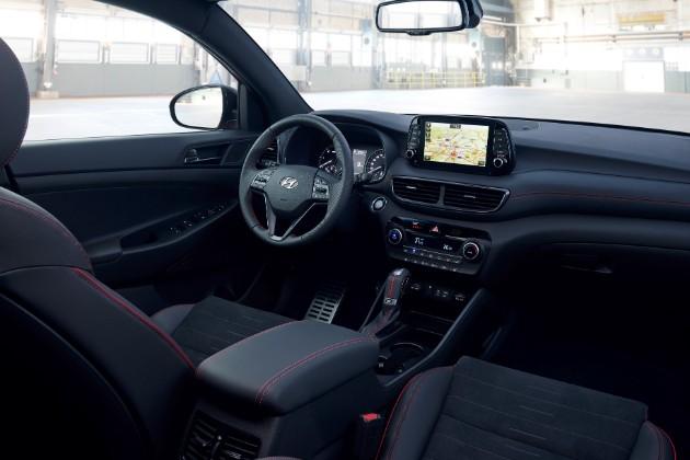 Hyundai представил первый спортивный кроссовер 3