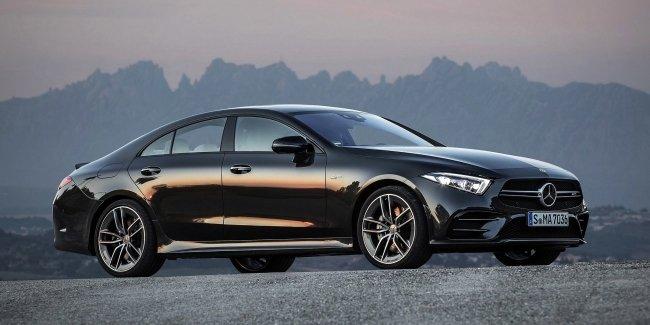 Вся линейка Mercedes-AMG в будущем будет электрифицирована 1