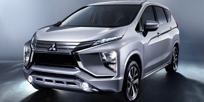 Новый кросс-вэн Mitsubishi Xpander сместил с насиженного места Toyota Avanza 1