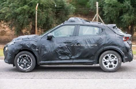 Новый Nissan Juke: первые фото серийной версии 1