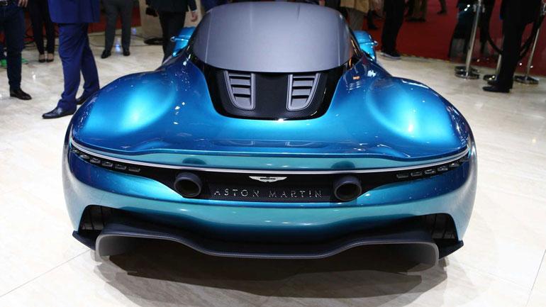 Aston Martin анонсировал выход новых Vanquish AMR Pro и Volante 2