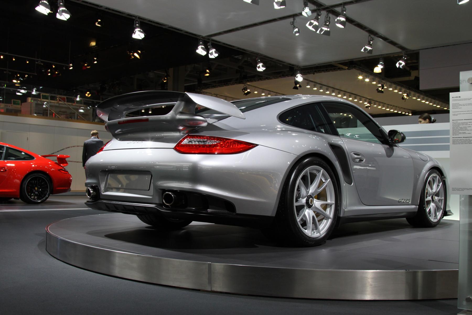 Porsche «возродит» одну модель ради четырех клиентов 2