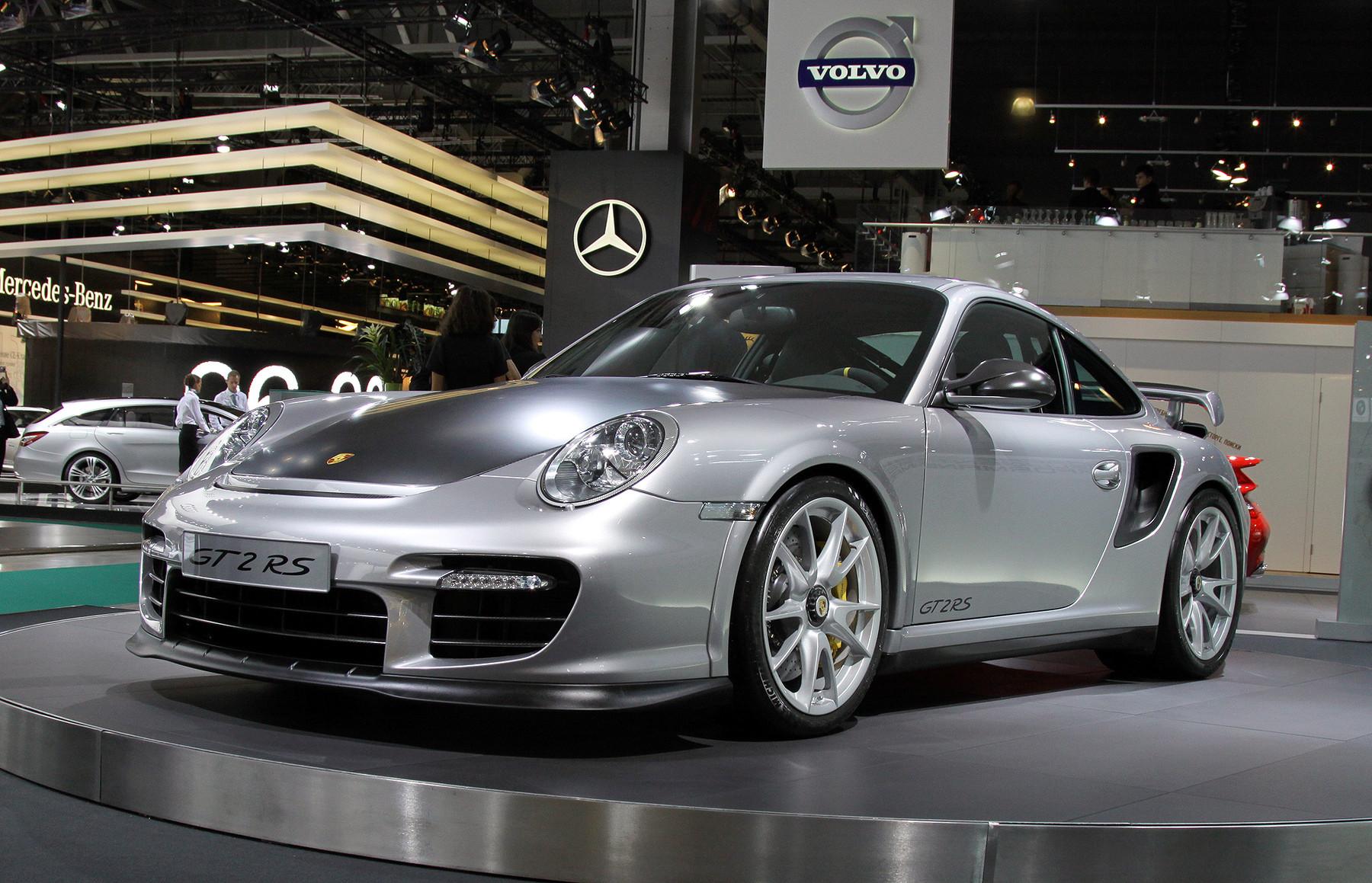 Porsche «возродит» одну модель ради четырех клиентов 1