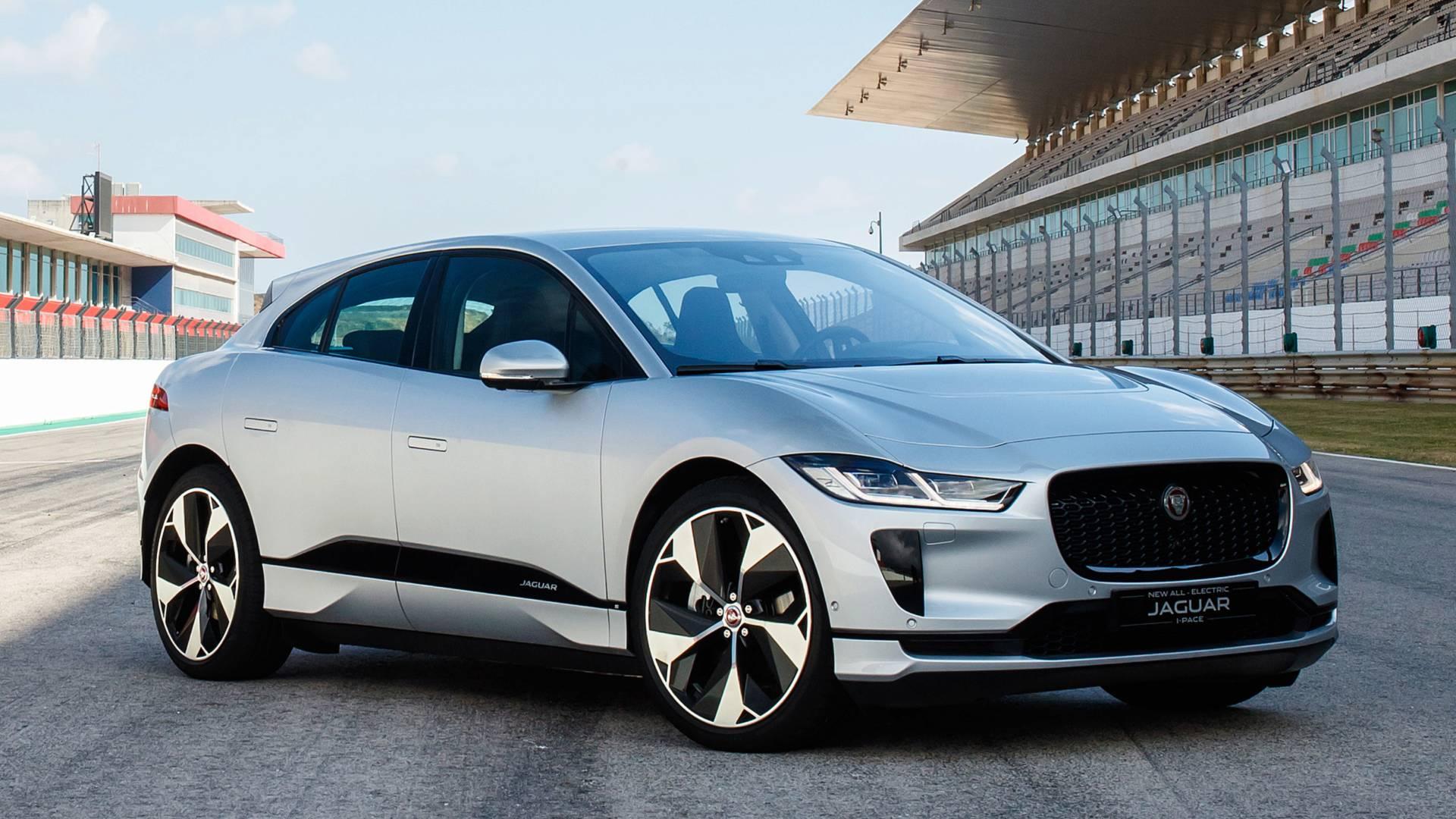 Jaguar I-Pace — бестселлер украинского рынка новых электрокаров 1
