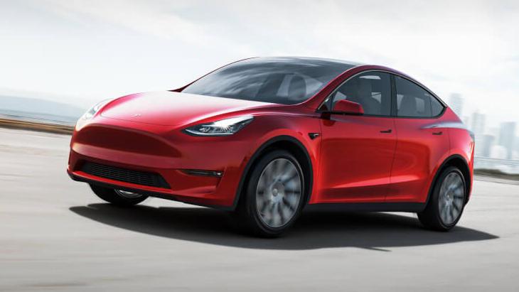Акции Tesla упали на 5% после новости о выходе новой модели компании 1