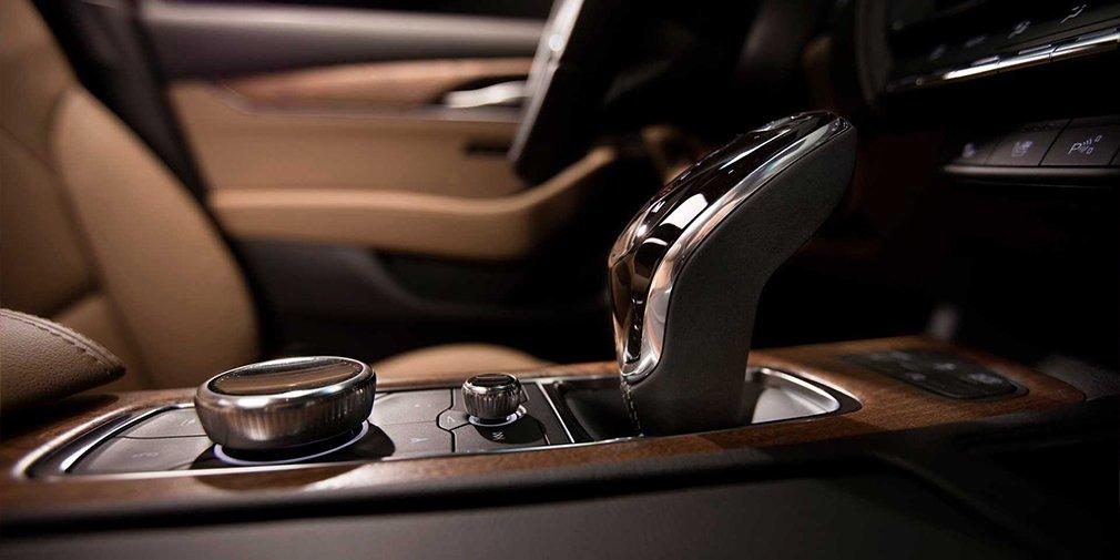 Cadillac представил новый седан CT5 3