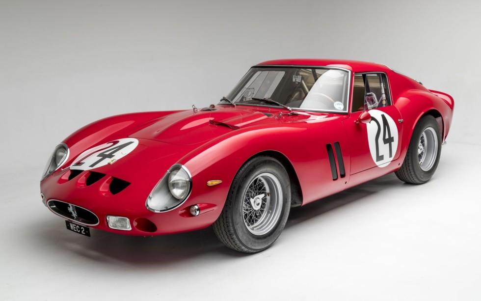 Ferrari хочет возродить F40 и другие культовые модели 4