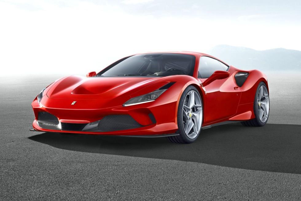 Ferrari хочет возродить F40 и другие культовые модели 1