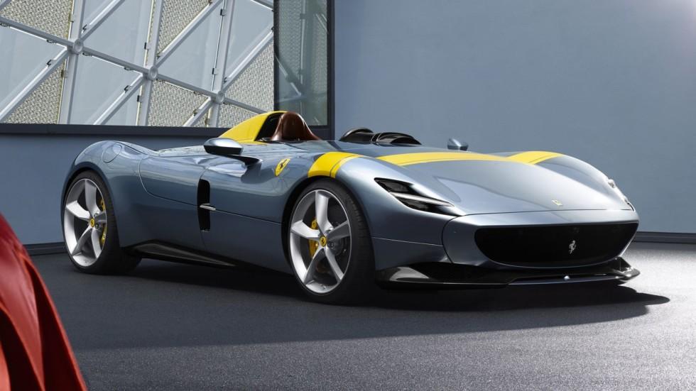 Ferrari хочет возродить F40 и другие культовые модели 2