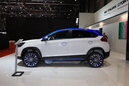 Новый итальянский электромобиль породнился с ZAZ Forza 2