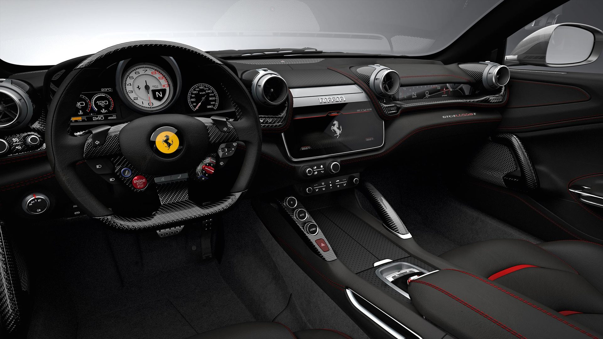 Ferrari отзывает машины из-за риска возгорания и дефекта дверей 2