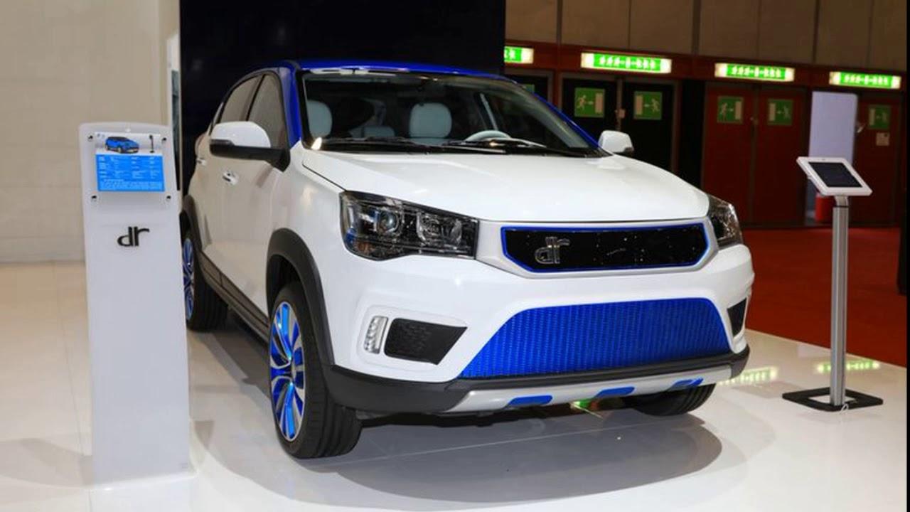 Новый итальянский электромобиль породнился с ZAZ Forza 1