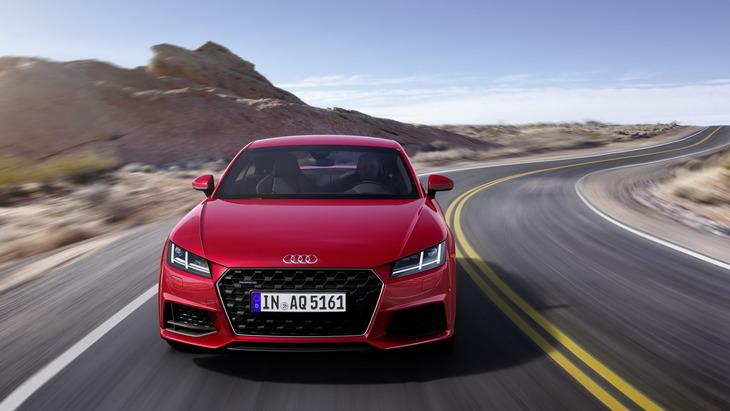 Audi может спасти TT сделав модель электрической 1