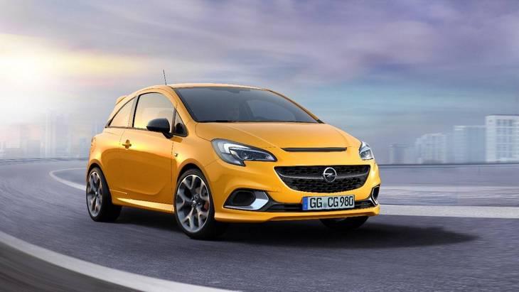 Opel планирует выпустить заряженный электрический Corsa 1