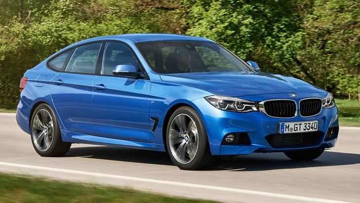 BMW отказалась от 3 Series GT 1