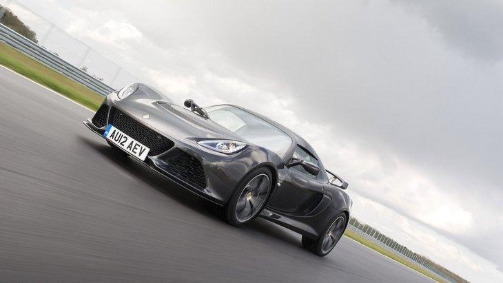 Lotus выпустит новую модель в 2020 году 1