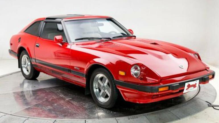 Легендарный Datsun 280ZX Turbo 1983 года продается за 14 950 долларов 1