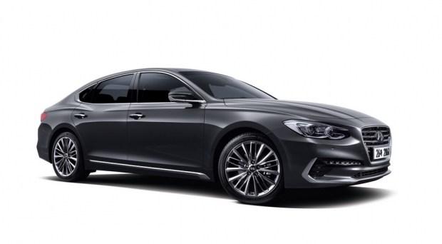 Бестселлер Hyundai обновят в стиле премиального седана Genesis G90 4