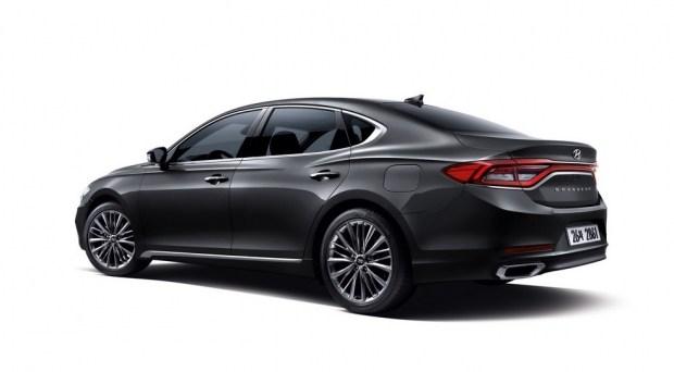 Бестселлер Hyundai обновят в стиле премиального седана Genesis G90 5