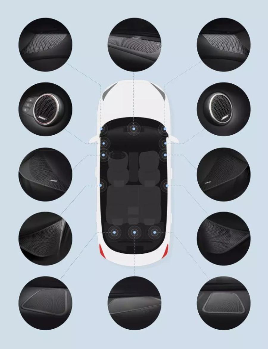 Автомобили Hyundai получат аудиосистему Bose 1