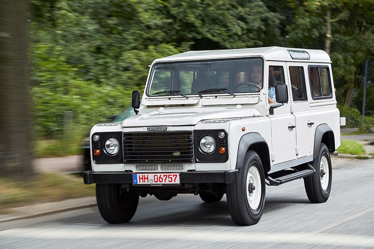 «Брать или не брать»: выбираем подержанный Land Rover Defender  1