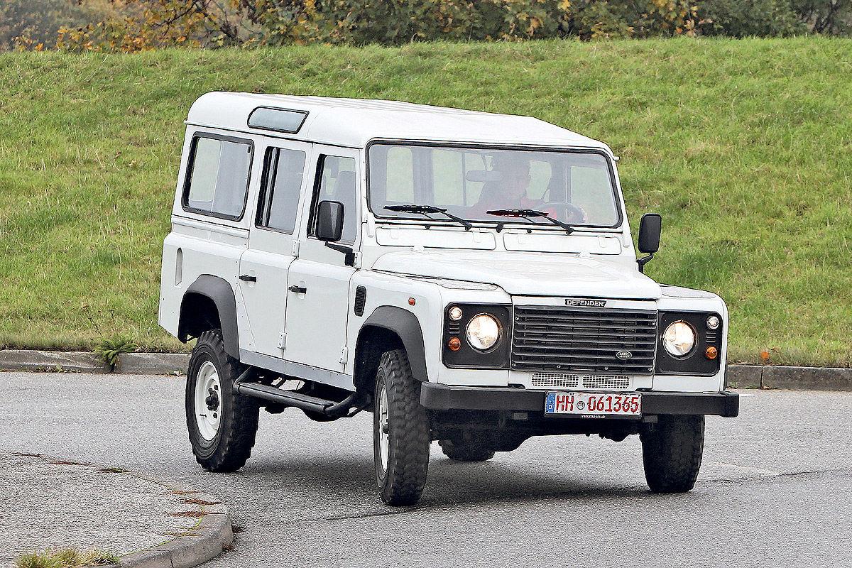 «Брать или не брать»: выбираем подержанный Land Rover Defender  2